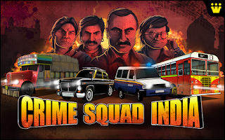 Screenshot of Crime Squad India Driving Game