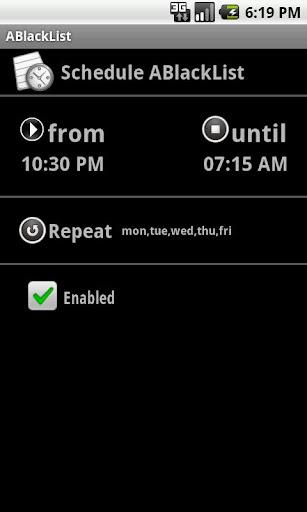 【免費通訊App】ABLACKLIST BLACKLIST-APP點子