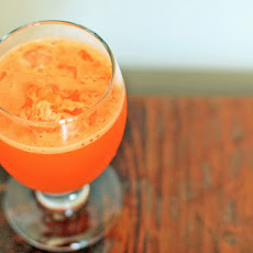 Carrot-Ginger-Lime Juice