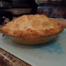 Really Easy Gluten Free Traditional Apple Pie