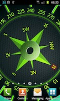 Screenshot of Easy Compass
