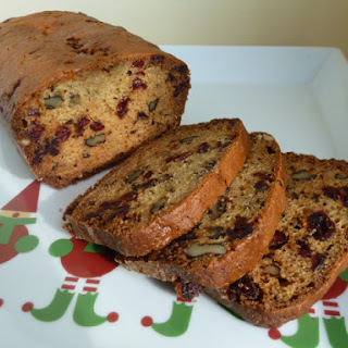 Dried Cranberry Orange Nut Bread Recipes