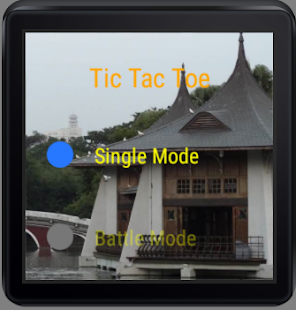 Tic Tac Toe Play- Android Wear - screenshot