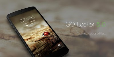 Screenshot of GO Locker - theme & wallpaper