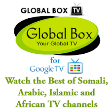 Global Box TV for GoogleTV