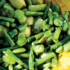 Spring Vegetable Sauté