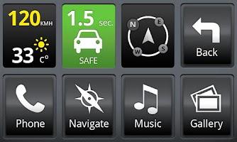 Screenshot of iOnRoad Augmented Driving Lite
