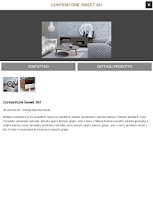 Screenshot of Mainini Arredamenti
