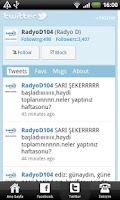 Screenshot of Radyo D