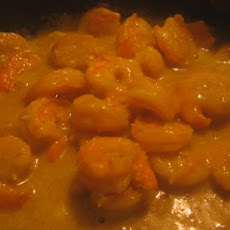 Garlic Shrimp in Yogurt