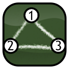Link the points geometry icon