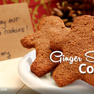 Ginger Snap Cookies Without Molasses Recipes