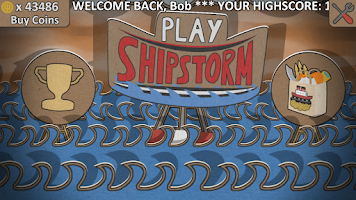 Screenshot of Ship Storm
