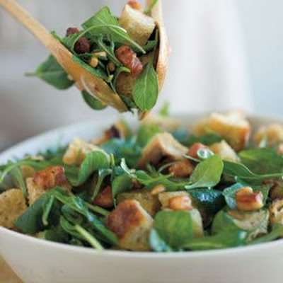 Savory Bread Salad