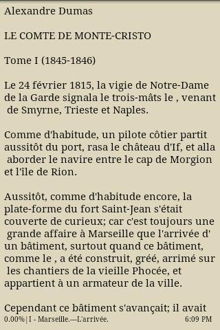 Le comte de Monte-Cristo T 1