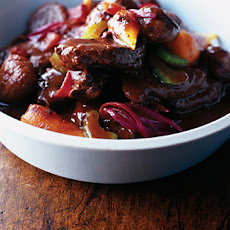 Venison And Chestnut Casserole