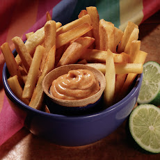 Yuca Fries With Spiced Mayonnaise