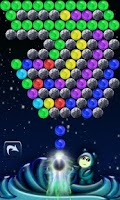 Screenshot of Space Bubble Shooter