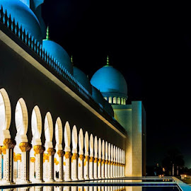 shikh zayed grand mosque by Mohamed Hussein - Buildings & Architecture Architectural Detail