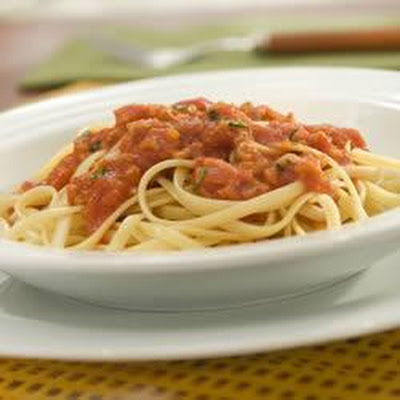 Ragu® Linguine with Red Clam Sauce