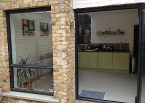 House Extensions in Islington from B and E Construction