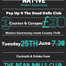 Native @ The Dead Dolls Club