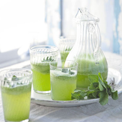 Cucumber & Elderflower Spritzer