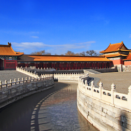 Forbidden City of China by Steven De Siow - Buildings & Architecture Public & Historical ( forbidden city, historical, beijing, historical building, china )