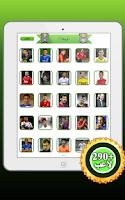 Screenshot of كرة القدم   خمن نجوم الملاعب
