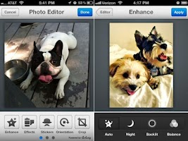 Screenshot of Aviary Imagerr - Photo Editor