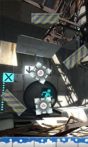 Portal 2 Gel Experiment