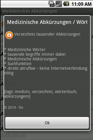 【免費書籍App】Medizinische Abkürzungen-APP點子
