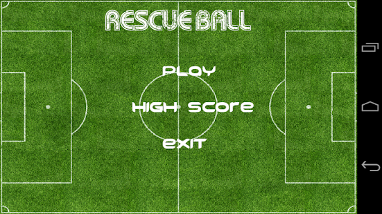 Rescue Ball - screenshot