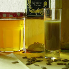 Pumpkin Seed Oil Dressing