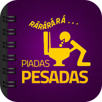 Screenshot of Piadas Pesadas