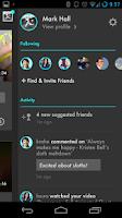 Screenshot of Showyou