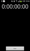 Screenshot of Simple Stopwatch