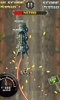 Screenshot of Super Psycho Cycle