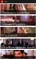 Screenshot of StarPlus App
