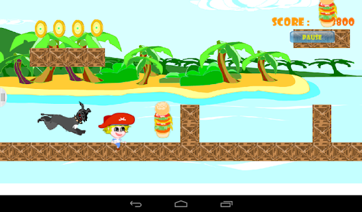 Sailor Nemo - screenshot
