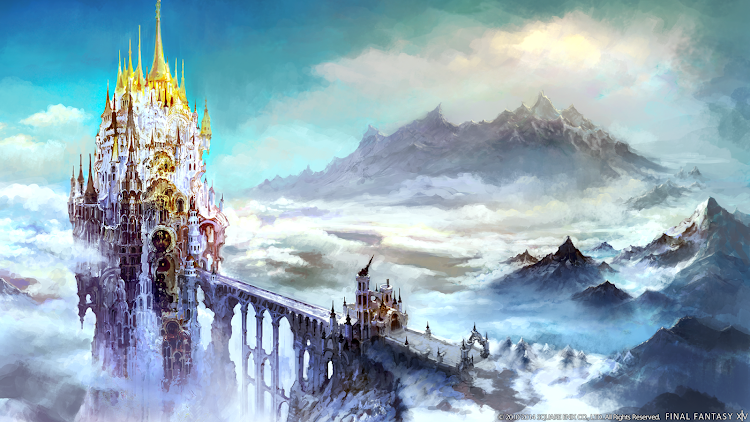 Final Fantasy XIV Heavensward expansion announced for release next year, first screenshots released