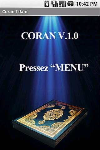 Le Coran Islam 2.2