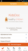 Screenshot of KidsDoc