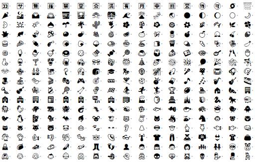 Galaxy S3 Emojis