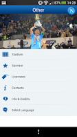 Screenshot of iSSCN Official App