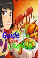 Screenshot of Guide for ChefVille facebook