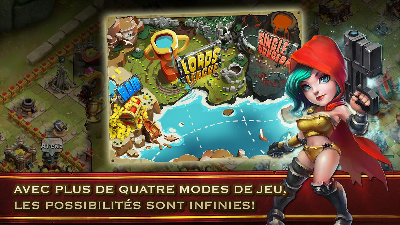 Clash of Lords 2: Clash Divin Screenshot 8