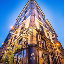 Laperouse by Cosmin Stahie - Buildings & Architecture Public & Historical ( seine, paris, michelin, laperouse, france, prestigious, restaurant )