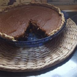 Mincemeat and Pumpkin Layer Pie