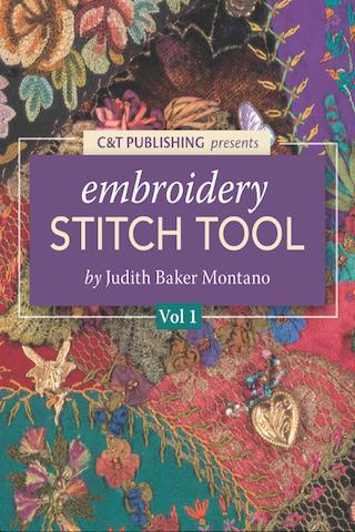 Embroidery Stitch Tool Vol. 1
